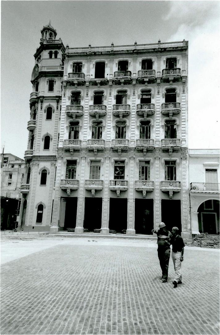 Cuba, pas libre