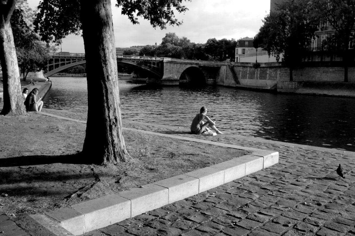 Paris, plage et pavé